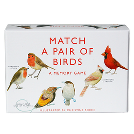 Chronicle Match a Pair of Birds