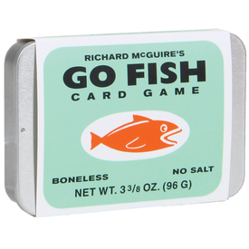 Chronicle Richard McGuire's Go Fish Card Game