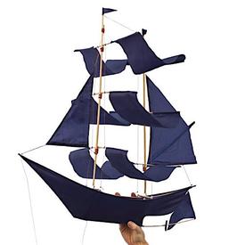 Haptic Lab Inc. Sailing Ship Kite - Indigo