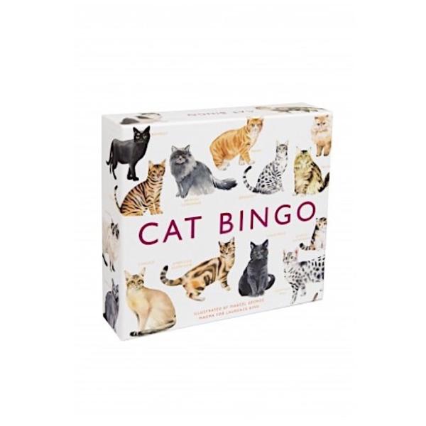 Chronicle Cat Bingo