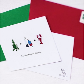 Annie Taylor Design Annie Taylor Way Christmas Should Be Card