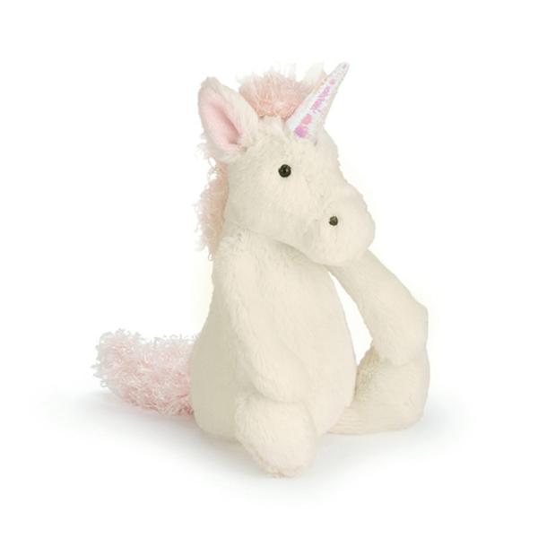 Jellycat Jellycat Bashful Unicorn - Small  - 7 inches