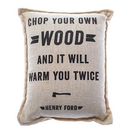 Izola Balsam Fir Pillow - Ford
