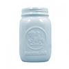 Mason Jar - Light Blue