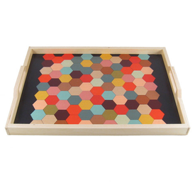 Wolfum Baltic Birch Serving Tray - 14 x 19