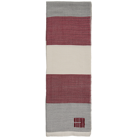 Swans Island Swans Island Merino Coastal Throw Blanket - Winterberry