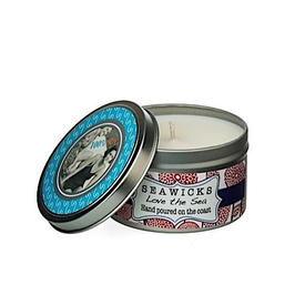 Seawicks Seawicks Tin Candle - Love the Sea