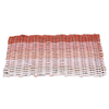 Cape Porpoise Trading Co. Recycled Rope Mat - Hey Ombre Warm Tones - Standard