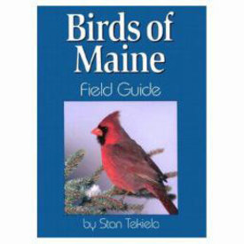 Adventure Publications Birds of Maine Field Guide