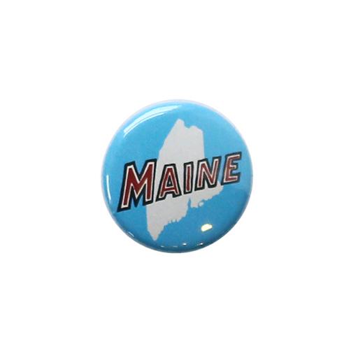 Daytrip Society Daytrip Society Maine Button