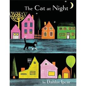 Islandport Press The Cat at Night by Dahlov Ipcar