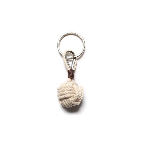 Nantucket Knotworks Monkey Fist Key Chain