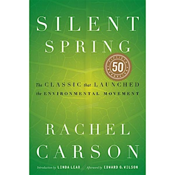 Houghton Mifflin Harcourt Silent Spring by Rachel Carson