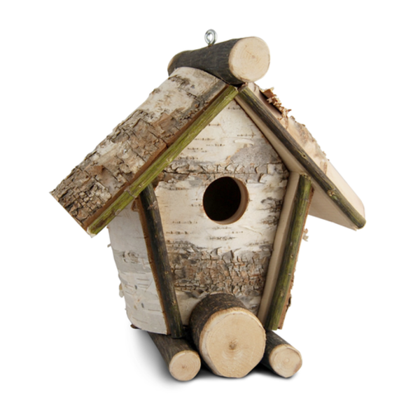 Maine Line Products Rustic Bird House - Short A Frame