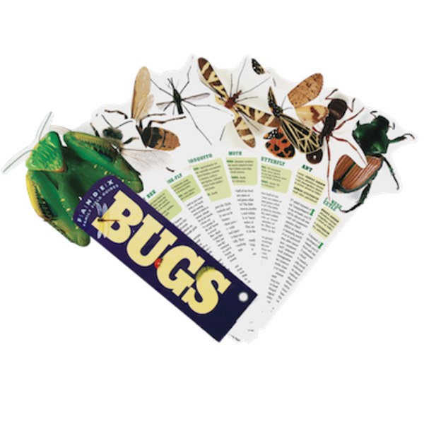 Workman Publishing Company Fandex - Bugs