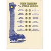 Saturn Press Names of the Full Moon Card
