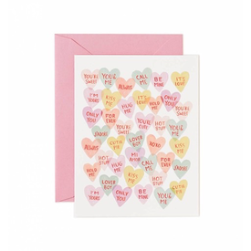 Rifle Paper Co. Rifle Paper Co. Card - Valentine Sweethearts