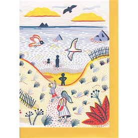 Buy Olympia Laurent Moreau Card - Plage