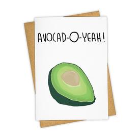 Tay Ham Tay Ham Avocad-O-Yeah Card