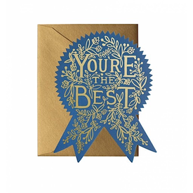 Rifle Paper Rifle Paper Co. Card - You're The Best