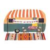 Small Adventure - Camper Trailer Birthday Card