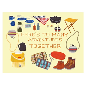 Small Adventure Small Adventure - Adventures Together Card