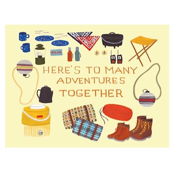 Small Adventures Small Adventure - Adventures Together Card