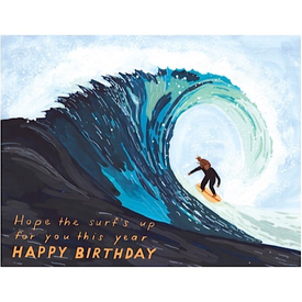 Small Adventure Small Adventure - Surf's Up Birthday Card