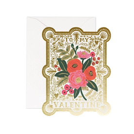 Rifle Paper Co. Rifle Paper Co. Card - Vintage Valentine