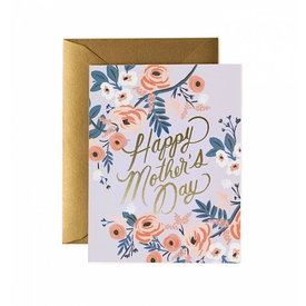 Rifle Paper Rifle Paper Co. Card - Rosy Mother's Day