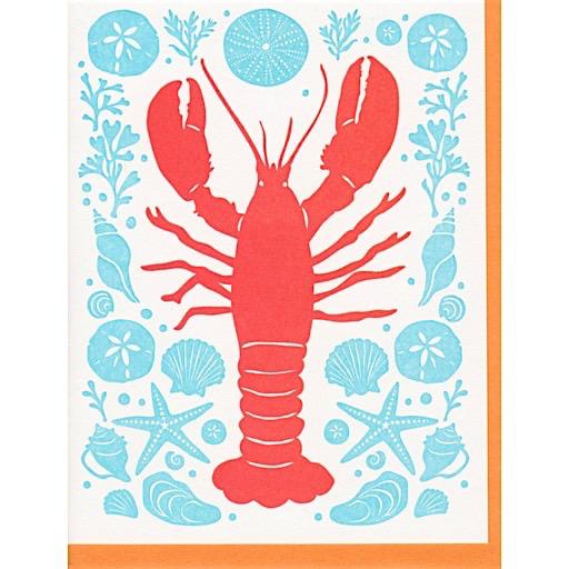 Morris & Essex Lobster Card