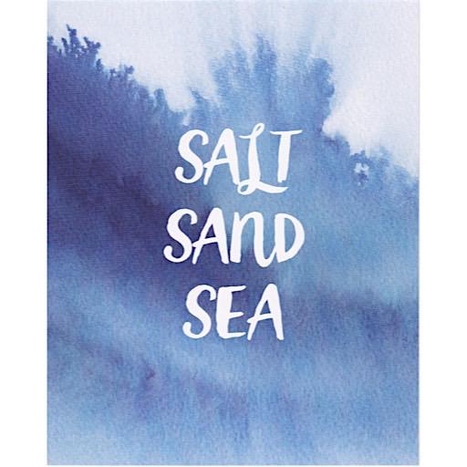 Annie Taylor Design Annie Taylor Salt Sea Sand Print - 8 x 10