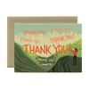 Yeppie Paper Echo Thank You Card