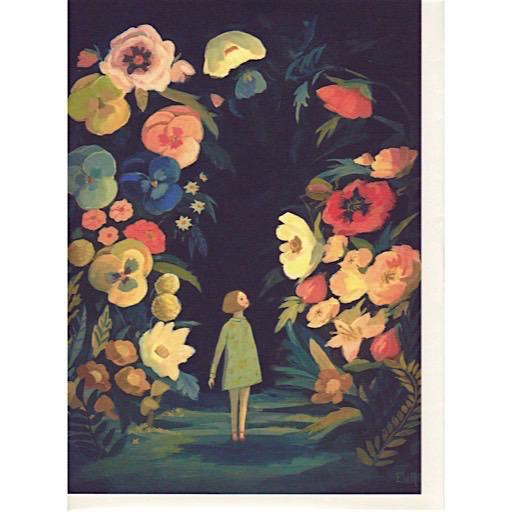 Emily Winfield Martin Card - Night Garden