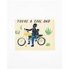 Small Adventure - Motorcycle Dad Card