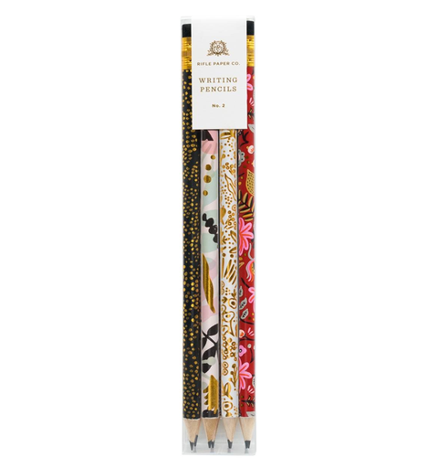 Rifle Paper Co. Writing Pencils - Modernist