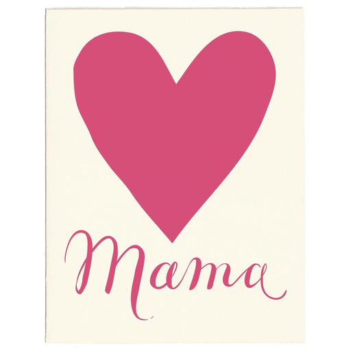 Morris & Essex Morris & Essex Card - Mama Love