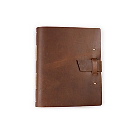 Rustico Rustico Traveler Leather Journal With Buckle