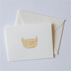 Sara Fitz Nantucket Basket Card Set - Box of 12