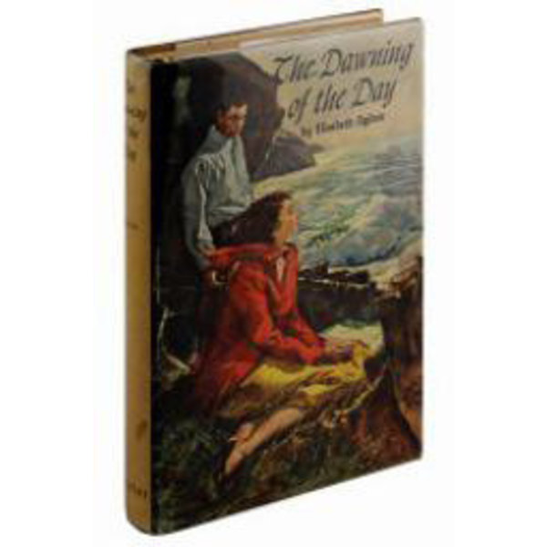 Vintage The Dawning Of The Day by Elisabeth Ogilvie - 1954