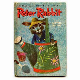 Vintage Peter Rabbit by Beatrix Potter - Vintage 1966
