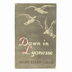 Vintage Dawn in Lyonesse by Mary Ellen Chase - Vintage 1938