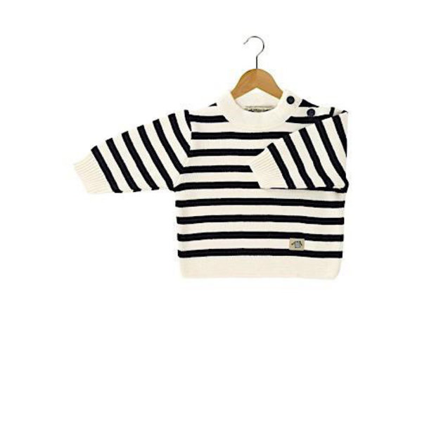Armor Lux Armor Lux Kid's Fouesnant Stripe Sweater