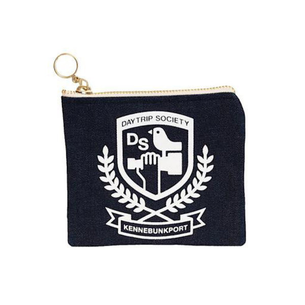 Maptote Daytrip Society Custom Coin Purse