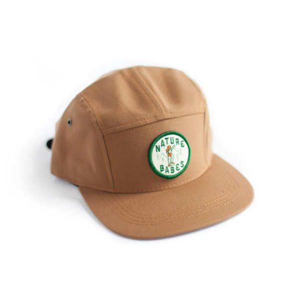 Ello There Ello There - Brown with Nature Babes Cap