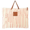 Erin Flett Folder Bag - Coral - Twigs