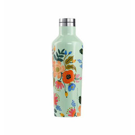 Corkcicle Corkcicle + Rifle Paper Canteen 16oz - Lively Floral