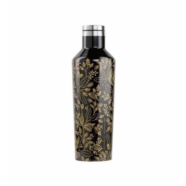 Corkcicle Corkcicle + Rifle Paper Canteen 16oz - Queen Anne