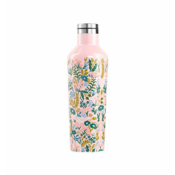 Corkcicle Corkcicle + Rifle Paper 16oz Canteen - Tapestry