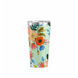 Corkcicle Corkcicle + Rifle Paper Tumbler 16oz - Lively Floral